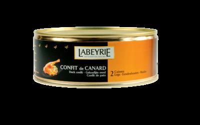 Confit de Canard Labeyrie (2 bouten)