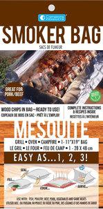 Smoker Bag / Rookzak Mesquite voor de BBQ of Oven