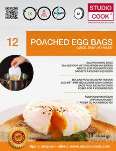 Poached Egg Bag - voor het pocheren van eieren
