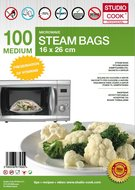 100-x-Studio-Cook-Stoomzakken-Quick-a-Steam-Medium-16-x-26-cm
